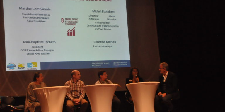 SMEs, SSE structures, local authorities; how to contribute to the UN Sustainable Development Goals?