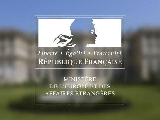 Logo du ministère des Affaires étrangères